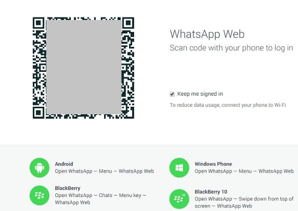 WhatsApp-Web-PC